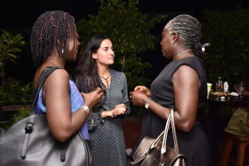 Networking Soiree with Ghana-UK Chamber of Commerce hosted by Docutech Ghana